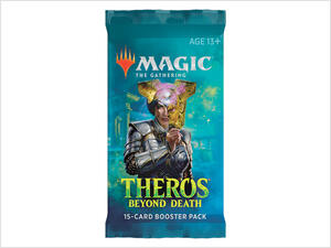the Gathering MTG THEROS BEYOND DEATH COLLECTOR ED BOOSTER PACK REPACK Magic