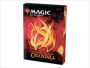 MTG: Signature Spellbook Chandra -  Wizards of the Coast